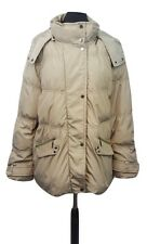 MAINE Padded Coat Size 22 Beige Feather Down Casual Everyday Outdoor Walking