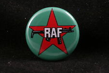 """German Germany Red Army Faction RAF Communist Terrorist Pin Badge Button New 1"""""""