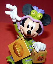 Disney Mickey Mouse Halloween Swamp Frog Monster Costume Figurine Statue