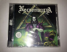 Necromantia - Ancient Pride EP - Metal Invader Mag - Rare - SEALED