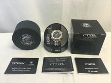 Citizen Men's BL5406-56F Two Tone Perpetual Calendar Stainless Steel $550