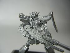 Gundam Collection OO  GN-002 GUNDAM DYNAMES ①(Silver ver.) 1/400 Figure BANDAI