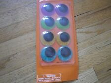 New ! 8 Count Spritz Self-adhesive Wiggle eyes