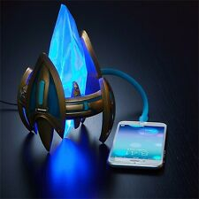 Il BLIZZCON BRAND STAR Craft II Protoss PILONE Caricabatterie USB desktop Power Station