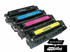 4 PACK TONER CARTRIDGE FOR HP 305A LASERJET PRO 300 400 M451NW MFP M475DW M475