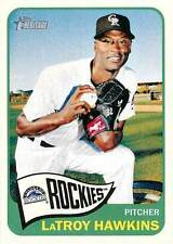 LaTroy Hawkins H575 2014 Topps Heritage