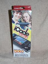 Ion ICADE MOBILE Game Controller iPhone iPod Touch New