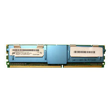 Supermicro Certified MEM-DR240L-CL04-FB6 Micron 4GB DDR2-667 FB-DIMM LP Memory
