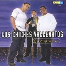 Los Chiches Vallenatos - La Otra Mitad CD NEW!