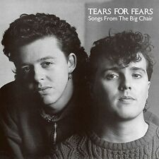 Songs From The Big Chair - Tears For Fears (2016, SACD NIEUW)