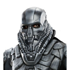 Man of Steel Superman General Zod Adult Soft Latex Costume Mask Rubies 68485