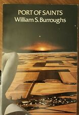**SIGNED**WILLIAM S. BURROUGHS PORT OF SAINTS-1980 REWRITTEN EDITION/SOFTCOVER