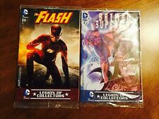Funko DC Legion of Collectors Exclusive Comics Batman/Superman #5 + The Flash