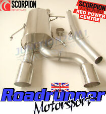 Scorpion Clio 182 Stainless Steel Exhaust System Cat Back Non Res Daytona 2006