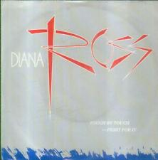 """7"""" Diana Ross/Touch By Touch (NL)"""