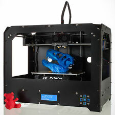 CTC 3d Printer for Makerbot Replicator 2 + 1KG Free (PLA or ABS) Filament