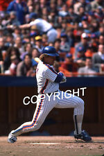 GARY CARTER - NEW YORK METS - Vintage 35mm Baseball Slide/Negative 7.8c