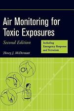 Air Monitoring for Toxic Exposures-ExLibrary