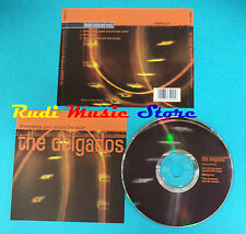 CD Singolo The Delgados Everything Goes Around The Water Chem022CD no mc lp(S21)