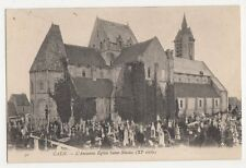 France, Caen, L'Ancienne Eglise Saint-Nicolas ND 30 Postcard, B235