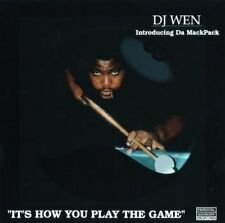 DJ Wen It's how you play the game [CD]