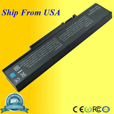 Battery For Gateway BT.00603.056 SQU-720 SQU-721 W35044LB W35044LB-SA-A 6 Cells
