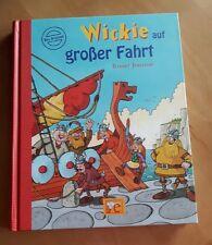 Wickie auf großer Fahrt von Runer Jonsson (2006, Gebundene Ausgabe)