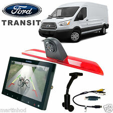 "2014-2016 Ford Transit Van OEM Rear View Camera & 7"" LCD Monitor Combo Kit"