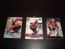 Martin Brodeur New Jersey Devils Quantity 2 Card Hockey Card Lot Mint Condition