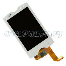 NEW LCD Display+Touch Screen Digitizer Assembly For Sony Ericsson SK17i White&TN