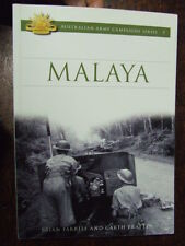 Australian Army History Unit Campaigns Series No 5  Battle of Malaya WW2 WWII