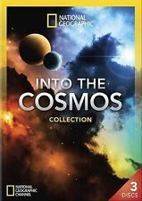 Into the Cosmos Collection, New DVDs