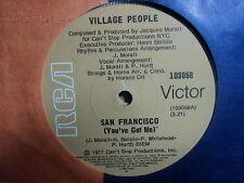 """Village People """"San Francisco (You Got Me)"""" Great Oz 7"""""""