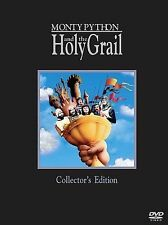 MONTY PYTHON AND THE HOLY GRAIL (DVD SET) John Cleese  NEW