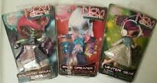 Novi Stars Dolls Lot of 3 Outfits NIB Galactic Gown Winter Gear Space Dreamer