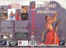 The Sword Of Bushido, China O'Brien Video Promo Sample Sleeve/Cover #13907