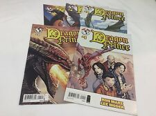 Dragon Prince #1-4 ( TOP COW/ Ron Marz/1014408) comic book collection lot of 5