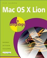 Mac OS X Lion in Easy Steps: Covers Version 10.7-ExLibrary