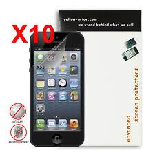 Apple® iPhone® 5 Premium Anti-Glare&Anti-Fingerprint Screen Protector [10-Pack]