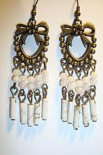 Large Long Indian~Asian Ethnic Boho Chandelier Earrings~ER97~uk seller~