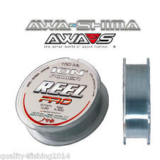 AWA`S (AWA-SHIMA) ION POWER REEL PRO 150mt. 0.16 Fishing line