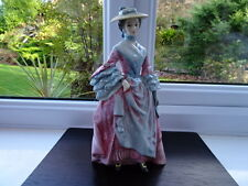 ROYAL DOULTON Mary Contessa Howe FIGURINA HN 3007 LTD ED DATATA 1990 1 ° qualità