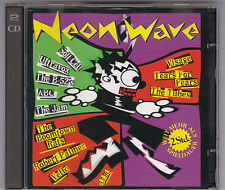 NEON WAVE - 2 CD'S V/A- SOFT CELL/YELLO/VISAGE/THE TUBES BLANCMANGE-AND MORE....