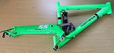 Commencal Meta 5.5 Full Suspension Mountain Bike Frame Fox RP2 55 Green Small 16