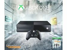 Xbox One Tom Clancy's The Division 1TB Bundle