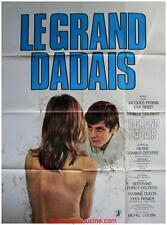 LE GRAND DADAIS Affiche Cinéma / Poster Pierre Granier-Deferre Jacques Perrin