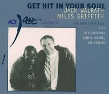 Jack Walrath und WDR Big Band - Get Hit in Your Soul, CD