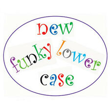Funky Alphabet Cutter Set Lower Case By FMM