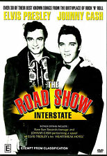 Elvis & Johnny Cash THE ROAD SHOW New/Unsealed Region 4  UPC: 93172060295081284