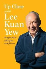 Up Close with Lee Kuan Yew (2016, Paperback)